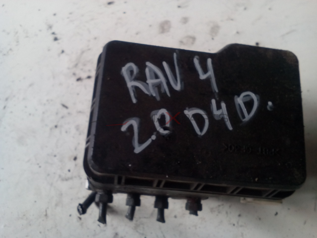 Toyota RAV 4 2.0 D4D 116 Hp