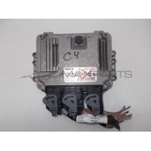Компютър за CITROEN C4 PICASSO 1.6HDI ENGINE ECU 0281012981 9663476380