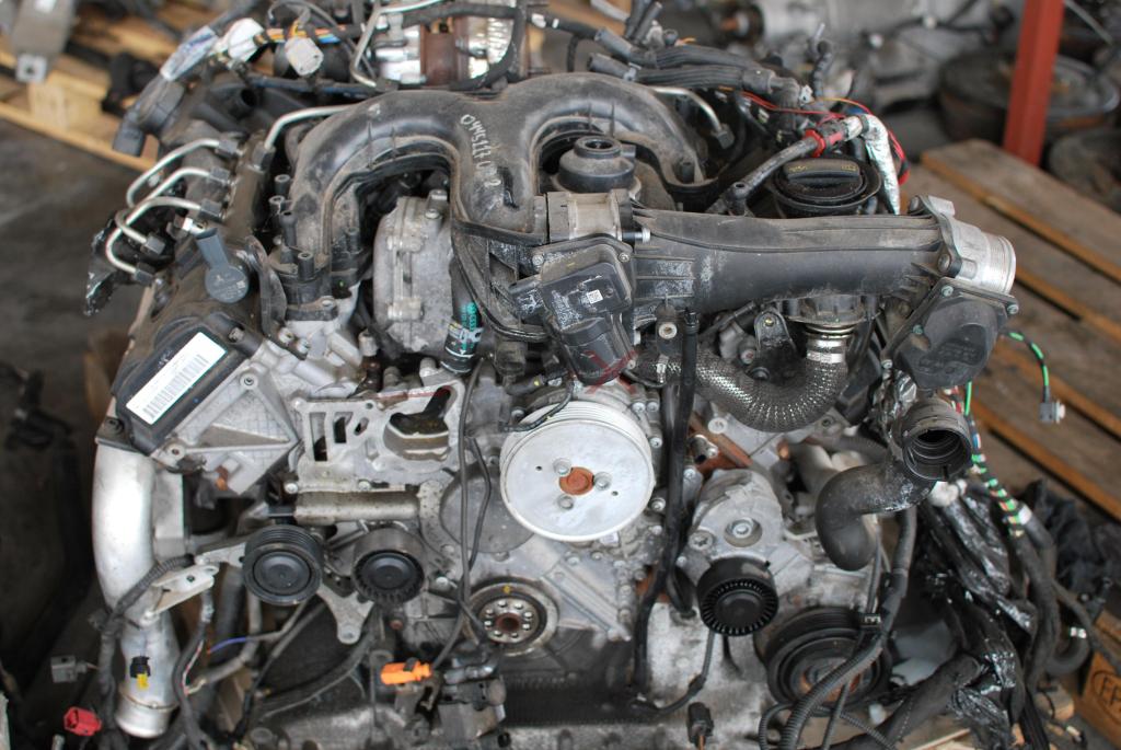 Двигател за Audi Q7 3.0TDI CLA
