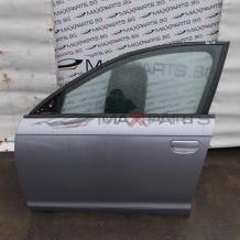 Предна лява врата за Audi A6 ЦЕНАТА Е ЗА НЕОБОРУДВАНА ВРАТА