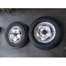 Джанти 2 бр. за FORD TRANSIT 16`  5.5JX16X56 STEEL WHEELS YC151007CF