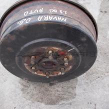 Спирачен барабан за NISSAN NAVARA 2.5 DCI AUTO