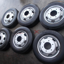 Джанти за OPEL MOVANO двойна гума 16` 5.5J16H2  STEEL WHEELS 403000053R