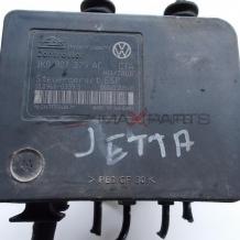 ABS модул за VW JETTA 2.0 TDI    1K0907379AC 10096003593  1K0614517AF