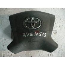 AVENSIS 2004 STEERING WHEEL AIRBAG