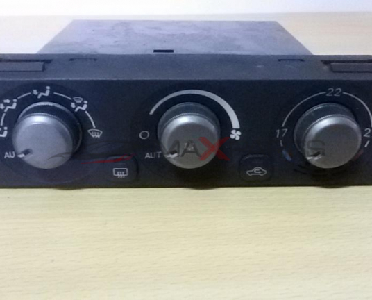 PAJERO 2002 Heater Climate Controls