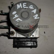 ABS модул за RENAULT MEGANE 2004 ABS PUMP 0265800317  8200038695   0265800300  0265231300