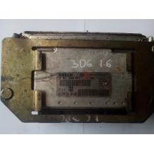 Компютър за PEUGEOT 306 1.6 Ecu 9637839480 Bosch 0261206861