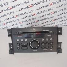 Радио CD player за Suzuki Grand Vitara 3910165JD 3910165JD0