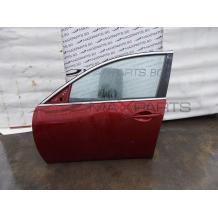 Предна лява врата за Mazda 6 ЦЕНАТА Е ЗА НЕОБОРУДВАНА ВРАТА