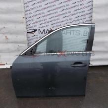 Предна лява врата за BMW E60 ЦЕНАТА Е ЗА НЕОБОРУДВАНА ВРАТА