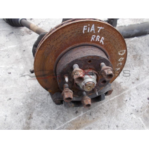 Преден спирачен диск за FIAT DUCATO 2.3 D  brake disc
