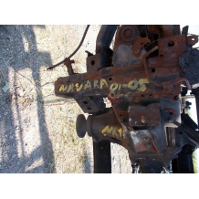 NAVARA 2004 2.5 TDI 133 Hp
