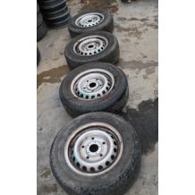 Стоманени джанти и гуми за FORD TRANSIT 215/65 R15    6 1/2 Jx15x60