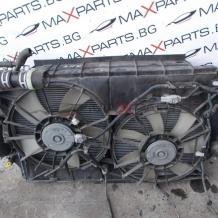 Дефузьор със перки за Toyota Rav4 2.2 D4D 422750-1372 16363-28170M 16363-26080S