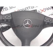 AIR BAG волан за Mercedes Benz A-Class W169 STEERING WHEEL AIRBAG