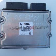 Компютър за OPEL ASTRA J 1.7 CDTI ENGINE ECU 55591495  55579719