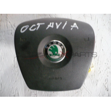 OCTAVIA 2008 STEERING WHEEL AIRBAG