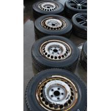 Стоманени джанти и гуми за VW TRANSPOTER T5    205/65R16