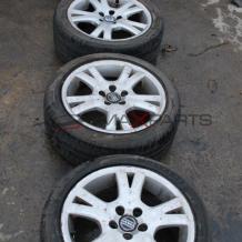 Алуминиеви джанти и гуми за VOLVO 225/45 R17