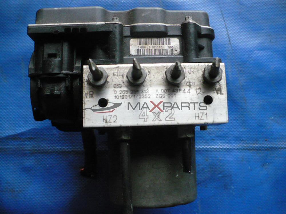 ABS модул за MERCEDES VITO 2.2 CDI ABS PUMP A0074314412  0265251313  0265951386