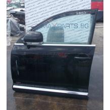 Предна лява врата за VW Touareg ЦЕНАТА Е ЗА НЕОБОРУДВАНА ВРАТА