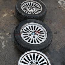 Алуминиеви джанти и гуми за BMW  225/55 R16
