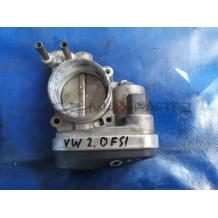 Дроселова клапа за AUDI A3 2.0 FSI THROTTLE BODY 06F133062  06F 133 062
