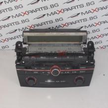 Радио CD player за Mazda 3 BS4J66ARX 14793708
