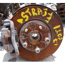 Преден спирачен диск за OPEL ASTRA J 1.7 CDTI brake disc