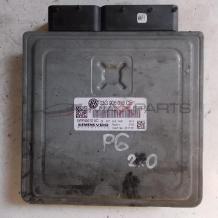 Компютър за VW PASSAT 6 2.0 TDI ENGINE ECU 5WP45610AC 03G906018CE