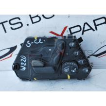 Управление предна лява седалка за MERCEDES-BENZ S-Class W220  220 821 98 51