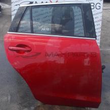 Задна дясна врата за Mazda 6 комби ЦЕНАТА Е ЗА НЕОБОРУДВАНА ВРАТА
