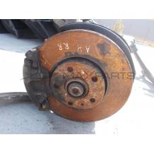 AUDI A4 1.9 TDI 131 Hp  R brake disk