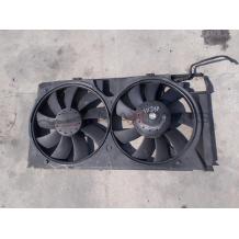 Перки охлаждане за MERCEDES BENZ  E CLASS W210  Radiator fan
