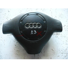 AUDI A 3 2001 STEERING WHEEL AIRBAG
