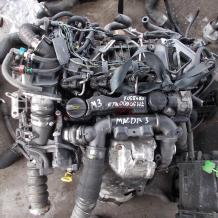 Двигател за MAZDA 3 1.6HDI 7M50 Engine