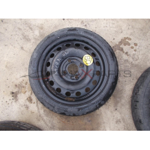 Патеричка за NISSAN MICRA 125/70R14 SPACE SAVER SPARE WHEEL