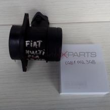 Дебитомер за FIAT PUNTO 1.9 JTD Air Flow Meter 0281002308   0 281 002 308