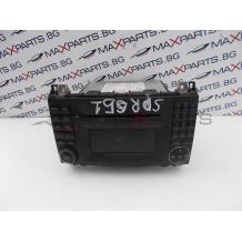 CD player за Mercedes Benz Sprinter W906 A1699002000