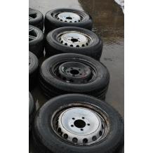 Стоманени джанти и гуми за RENAULT MASTER   225/65R16