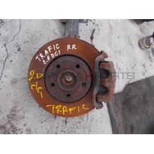 TRAFIC 2.0 DCI R brake disk