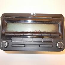 Радио MP3 player VW PASSAT 6   1K0035186AA