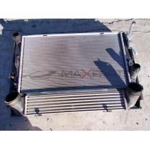 Воден радиатор за BMW E87 116D Radiator engine cooling 781025802