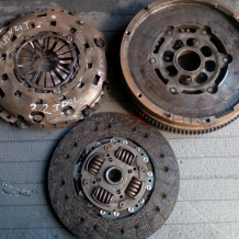 TRANSIT 2.2 TDCI Clutch kit