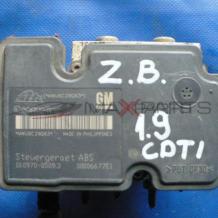 ABS модул за OPEL ZAFIRA B 1.9 CDTI 10.0970-0509.3 ABS PUMP 00006677E1  13157576