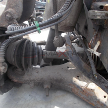 Задна лява полуоска за LAND ROVER DISCOVERY 2.7 TDV6 rear right drive shaft