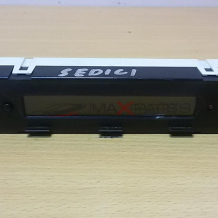 Дисплей за  SEDICI 2005  34600-79J50  34600-79J5  D528-CJ