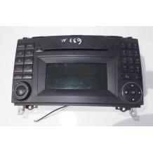 Radio CD player MERCEDES A-CLASS W169  MF2830 A1699002000