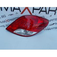 Десен стоп за Peugeot 207 Right Tail Light